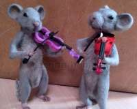 Мыши-скрипачи